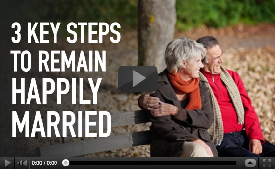 steps to remain happily married