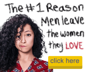 why men leave the women