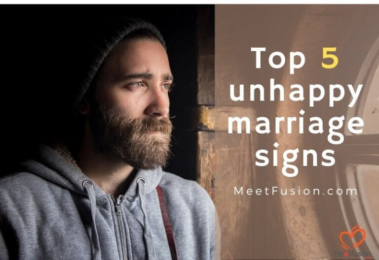 Why my husband is unhappy with his life