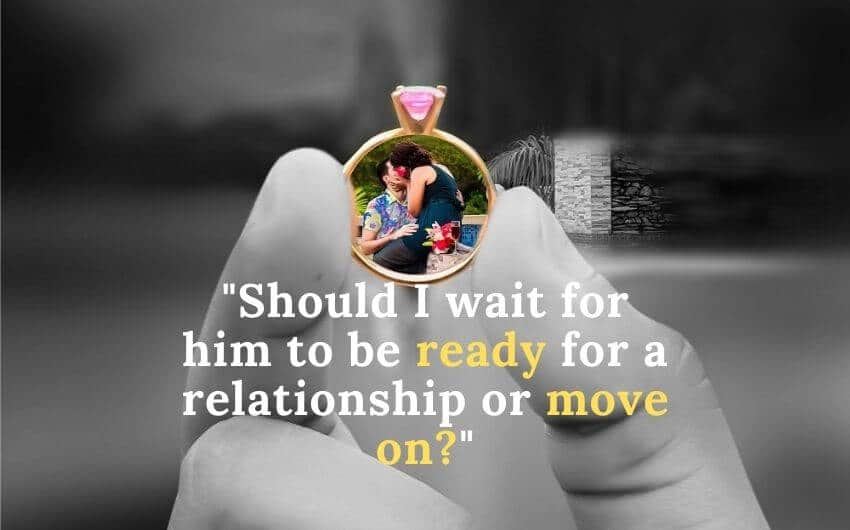 how long should i wait for him to commit to a relationship